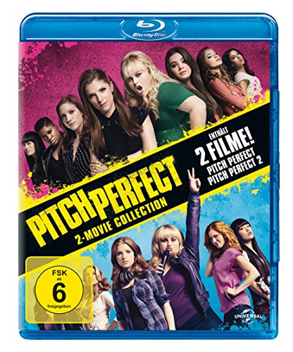 Pitch Perfect 1&2 Box [Blu-ray]