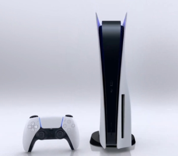 Sony PS5 mit Controller