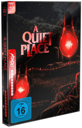 4K Mondo Steelbook zu A Quiet Place