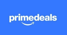 Amazon Prime Deals blau Logo