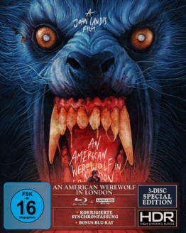 An American Werewolf in London - 3 Disc Limited Gabz Edition