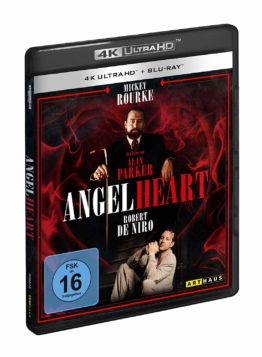 4K UHD Cover zu Angel Heart Ultra HD