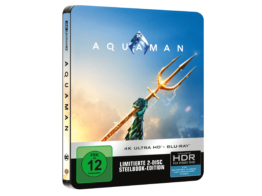 Aquaman (Limited 4K Steelbook)