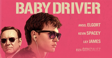 Baby Driver News Logo