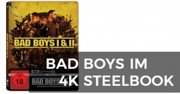 Logo zum Bad Boys 4K-Steelbook