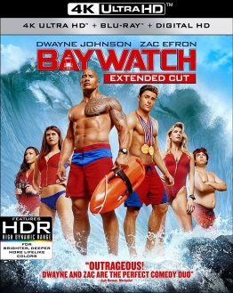 Baywatch 4K Cover