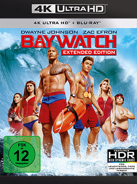 Baywatch 4K Extended Cut