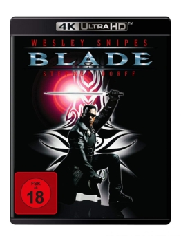 Blade 4K Blu-ray mit Wesley Snipes im 4K UHD Keep Case