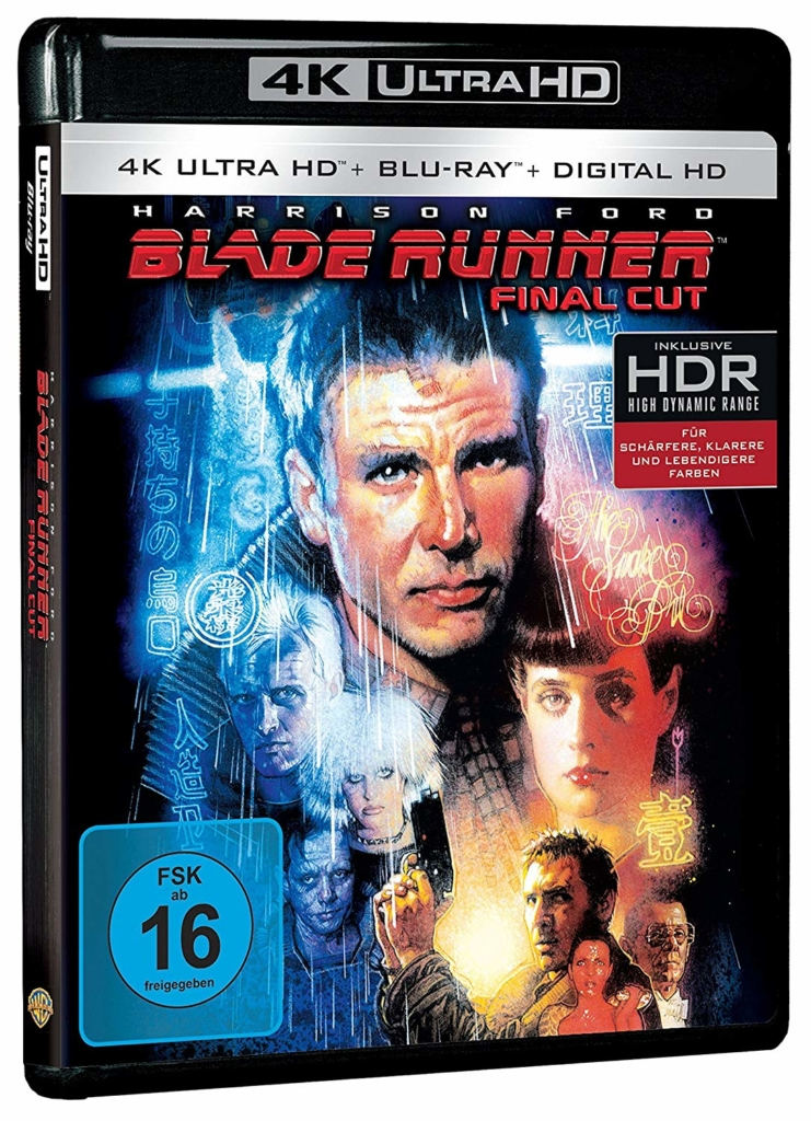 Warner präsentiert Blade Runner (1982) mit UltraViolet Digital Copy
