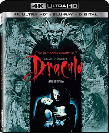 Bram Stokers Dracula auf 4K Ultra HD Blu-ray Disc