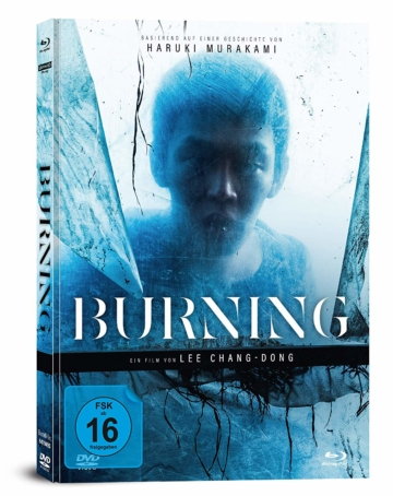 4K UHD Mediabook zu Burning mit Peppermint Candy