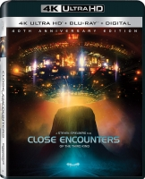 4K Blu-ray-Cover von Close Encounters of the Third Kind