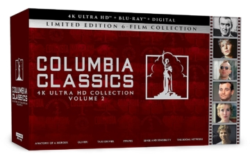 Columbia Classics 4K Collection (Volume 2) (Limited Collector's Edition)