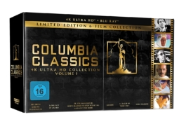 Columbia Pictures Classic Collection 4K UHD Volume 1