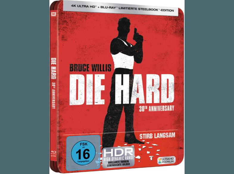 Bild vom Die HArd 4K-Ultra HD-Steelbook