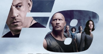 Logo Fast and the Furious 8