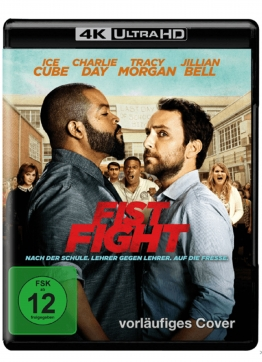 Fist Fight auf 4k Ultra HD Blu-ray Disc