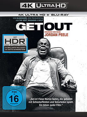 Get Out 4K