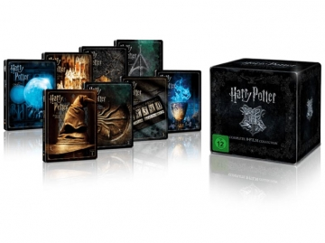 Harry Potter 4K Collection im Steelbook