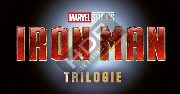 Iron Man Trilogie Newslogo