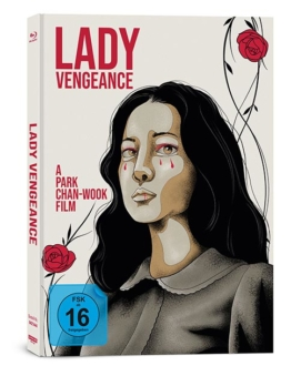 Lady Vengeance Sammlercover (4K Mediabook) (Anime Artwork)