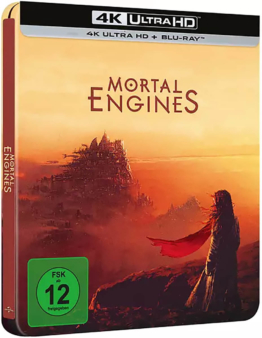 Mortal Engines -4K Steelbook (UHD + Blu-ray Disc)