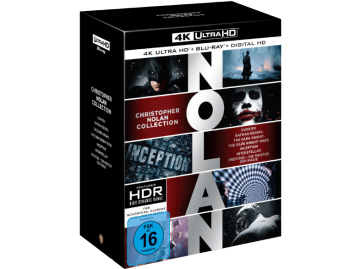 Nolan Collection 4K - Exklusiv bei MediaMarkt
