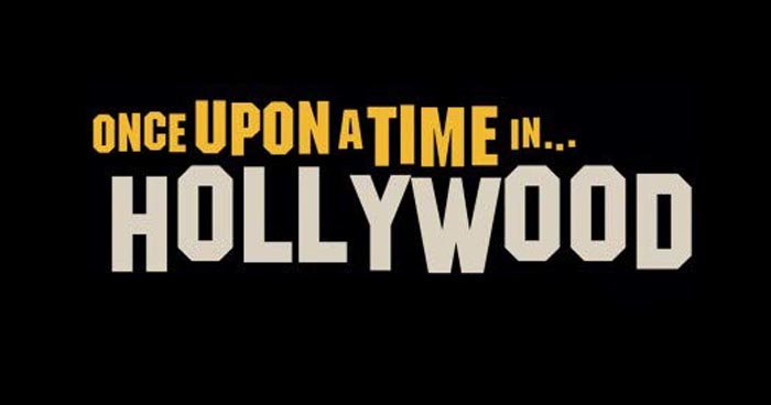 Newslogo zu Quentin Tarantino Once Upon a Time in Hollywood