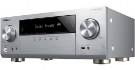 Pioneer VSX-832 - Dolby Atmos Receiver in Silber