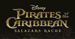 Pirates of the Carribean - Salazars Rache Logo
