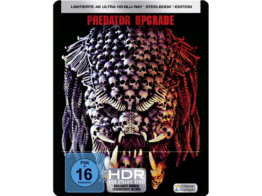 Predator Upgrade (4K Limited Steelbook)