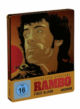 Rambo - First Blood im 4K UHD Steelbook
