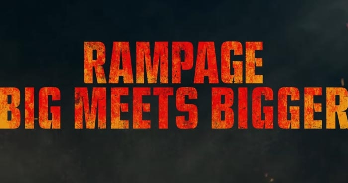 Logo zu Rampage - Big meets bigger