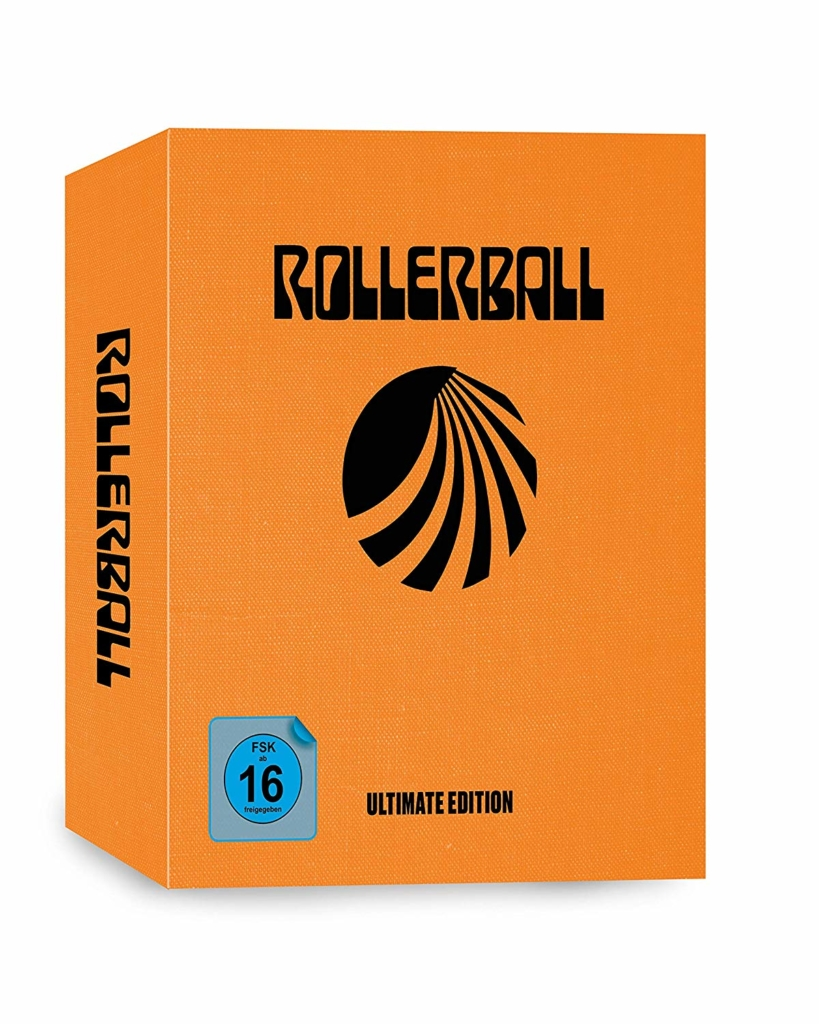 Rollerbal 4K UHD Ultimated Edition (Seitenansicht)