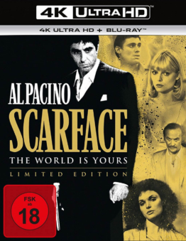 Scarface - 4K Gold Edition