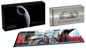 Limited Edition Star Wars 4K Skywalker Set