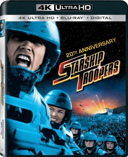 Starship Troopers auf 4K Ultra HD Blu-ray