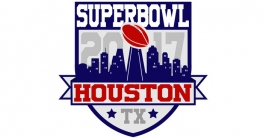 Super Bowl Houston Texas Emblem