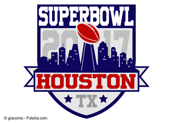 Superbowl Houston Texas Emblem