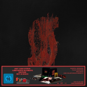 Suspiria Sonderedition - 4K UHD Blu-ray