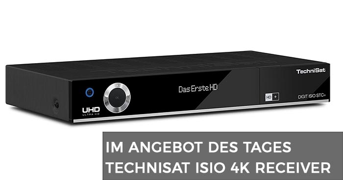 Technisat ISIO Receiver