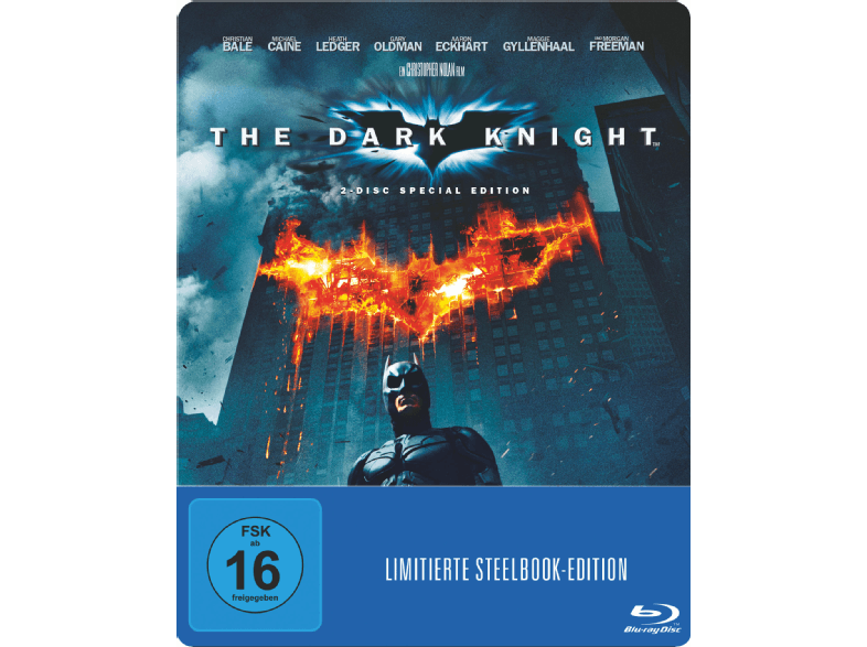 The Dark Knight im Blu-ray-Steelbook