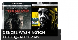 UHD Keep Case und 4K-Steelbook zu The Equalizer