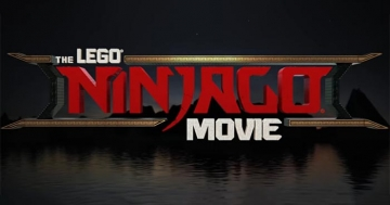 The Lego Ninjago Movie - Logo