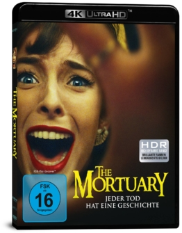 The Mortuary 4K Blu-ray (UHD Keep Case)