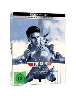 Top Gun Limited 4K UHD Steelbook