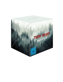 Twin Peaks From A to Z 4K Blu-ray Außenansicht