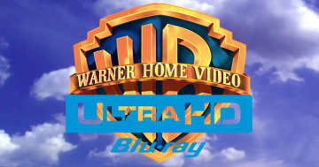 Ultra HD Blu-rays bei Warner