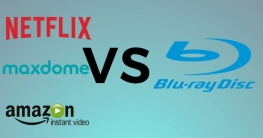 Video-on-Demand vs Blu-ray Disc