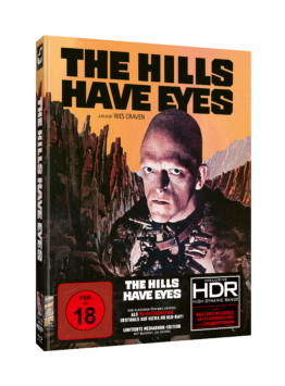 wes Cravens The Hills Have Eyes 4K Mediabook (Uncut)